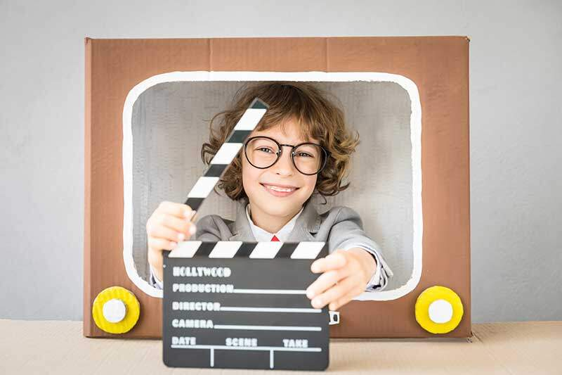 Filmy reklamowe photo