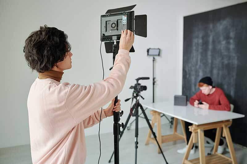 Sprzęt video do pracy w domu - photo 03